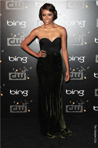 The CW Premiere Party - TVD Cast