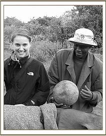 The David Sheldrick Wildlife Trust in Nairobi, Kenya (July 2007)