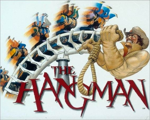 The Hangman logo