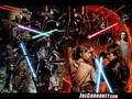 The Star Wars Saga by Joe Corroney