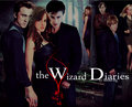 The Wizard Diaries - draco-malfoy-and-hermione-granger fan art