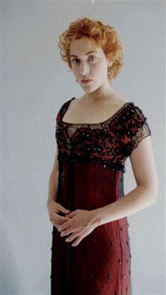 Titanic Costumes- kate winslet (Rose) - Titanic Photo ...