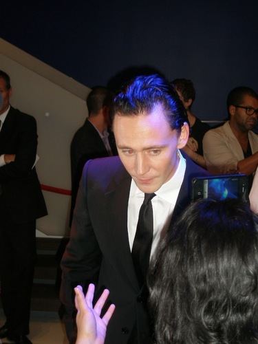 Tom at TIFF 2011 Deep Blue Sea Premier - tom-hiddleston Photo
