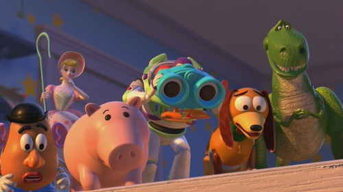 Toy Story 2 - disney Screencap
