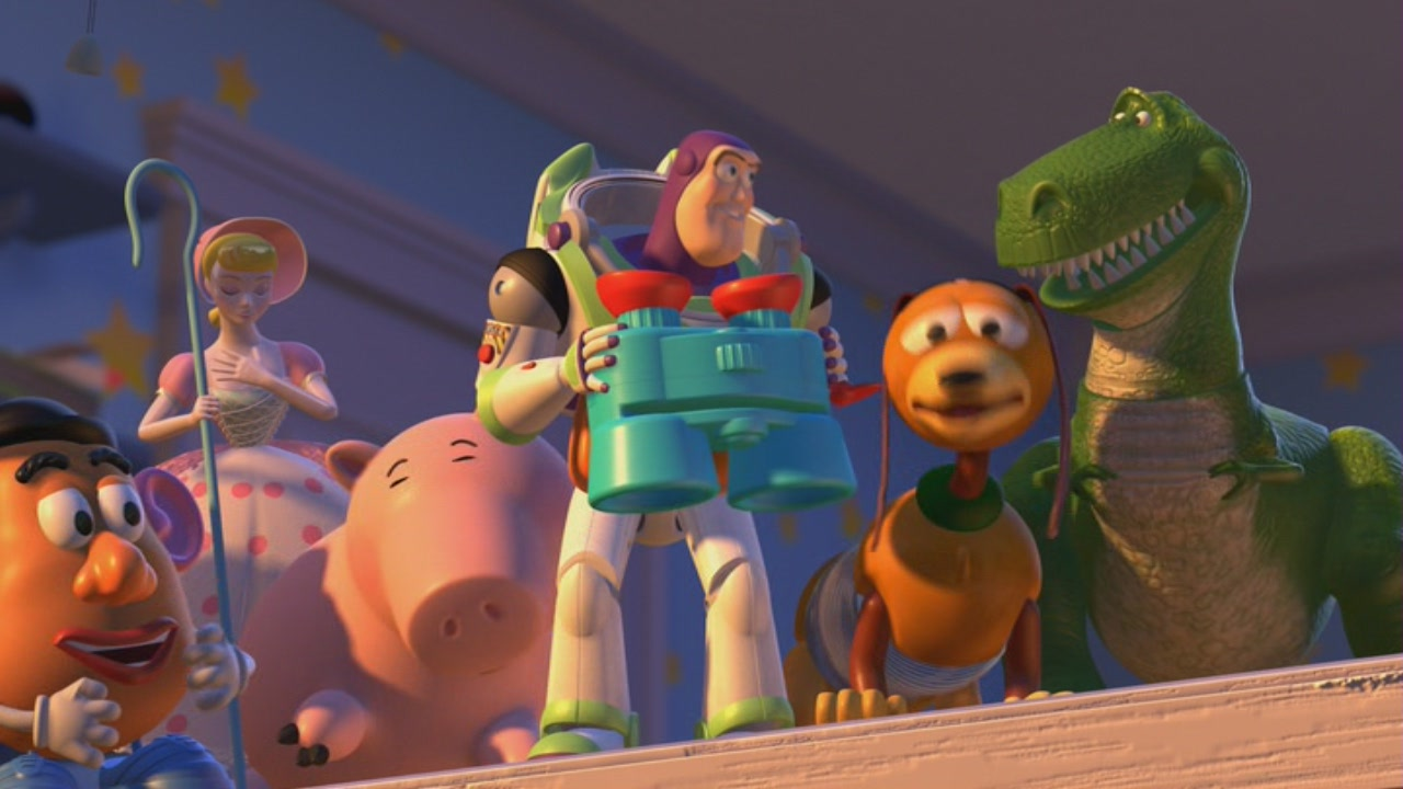 toy story 2 essay Main article: list of toy story characters  original voice actor jim varney on  february 10, 2000, three months after toy story 2 was released.