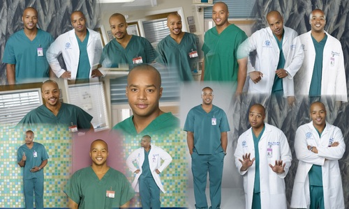 Turk - scrubs Fan Art
