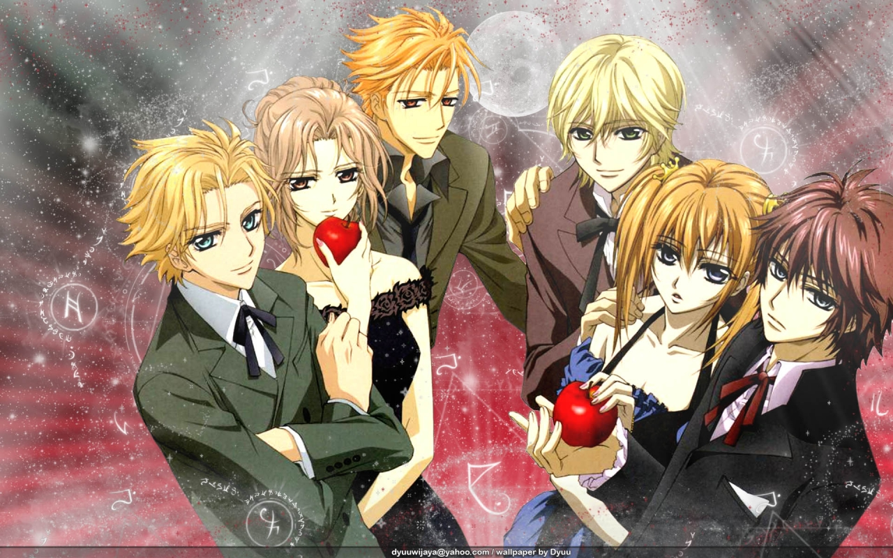 vampire knight wallpaper hd - photo #48