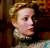 Gwyneth Paltrow photo possibly containing a surcoat, a kirtle, and a portrait titled Viola- Shakespeare in love
