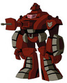 Warpath - transformers-animated photo