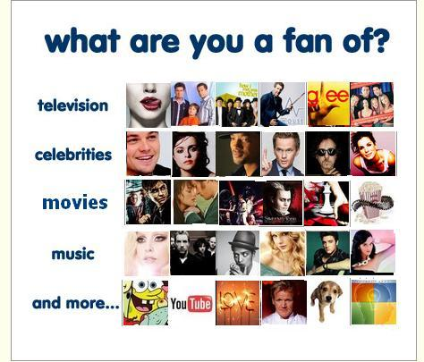 What are toi fan of?