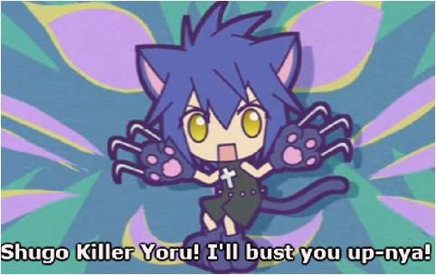 Yoru is a killer