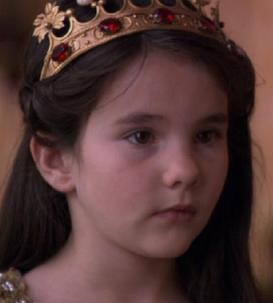 Young Mary Tudor