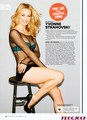 Yvonne Strahovski in the October 2011 Issue of Esquire Magazine (HQ)