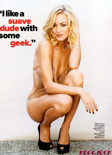Yvonne Strahovski Hintergrund possibly with skin titled Yvonne Strahovski in the October 2011 Issue of Maxim Magazine (HQ)