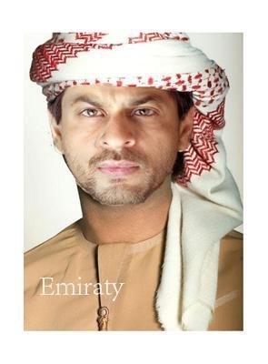 arabian shahrukh