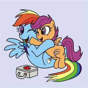 aww - my-little-pony-friendship-is-magic Photo