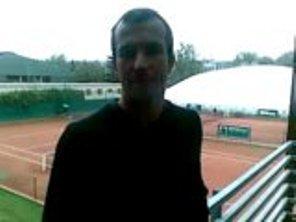 black Radek Stepanek