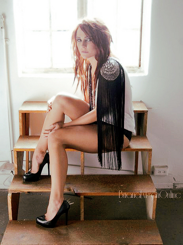 briana evigan photo shoots