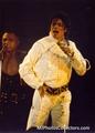 magic performance - michael-jackson photo