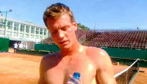 naked Tomas Berdych 2011
