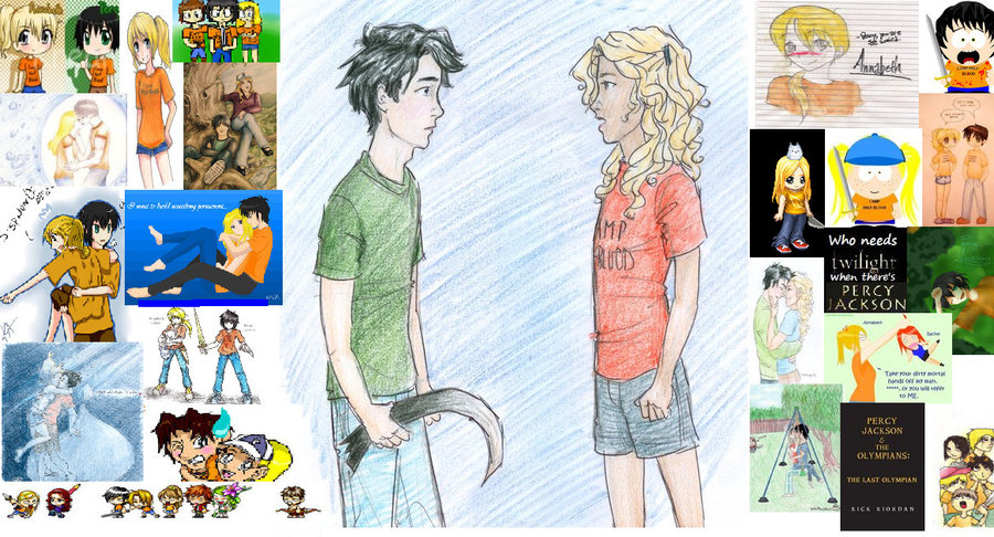 percy and annabeth forever images nothing to say hd