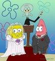 patrick and spongebob lol