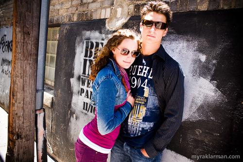 Tessa Virtue & Scott Moir wallpaper with a street called photoshoots by Myra Klarman