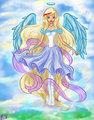 Журнал Винкс и друзья ангелов 3 выпуск и игра одевалка!