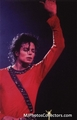 red and black shirt - michael-jackson photo