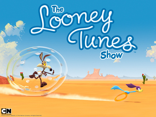 Looney Tunes wallpaper entitled road ronner