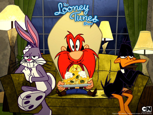 Looney Tunes wallpaper with animê titled sam1