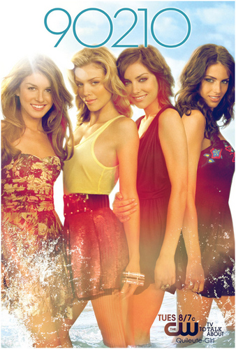 the girls of 90210