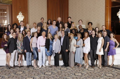 meet the cast of young and restless