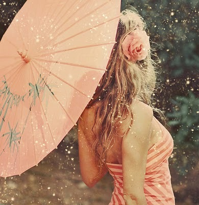Being a Woman پیپر وال with a parasol called :3