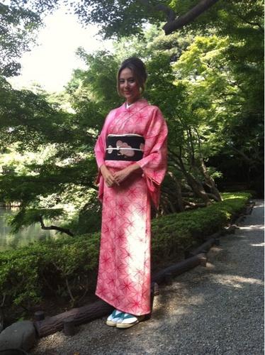 ;D Kimono!