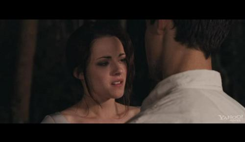 'The Twilight Saga : Breaking Dawn Part 1' HD Trailer				 - bella-swan Screencap