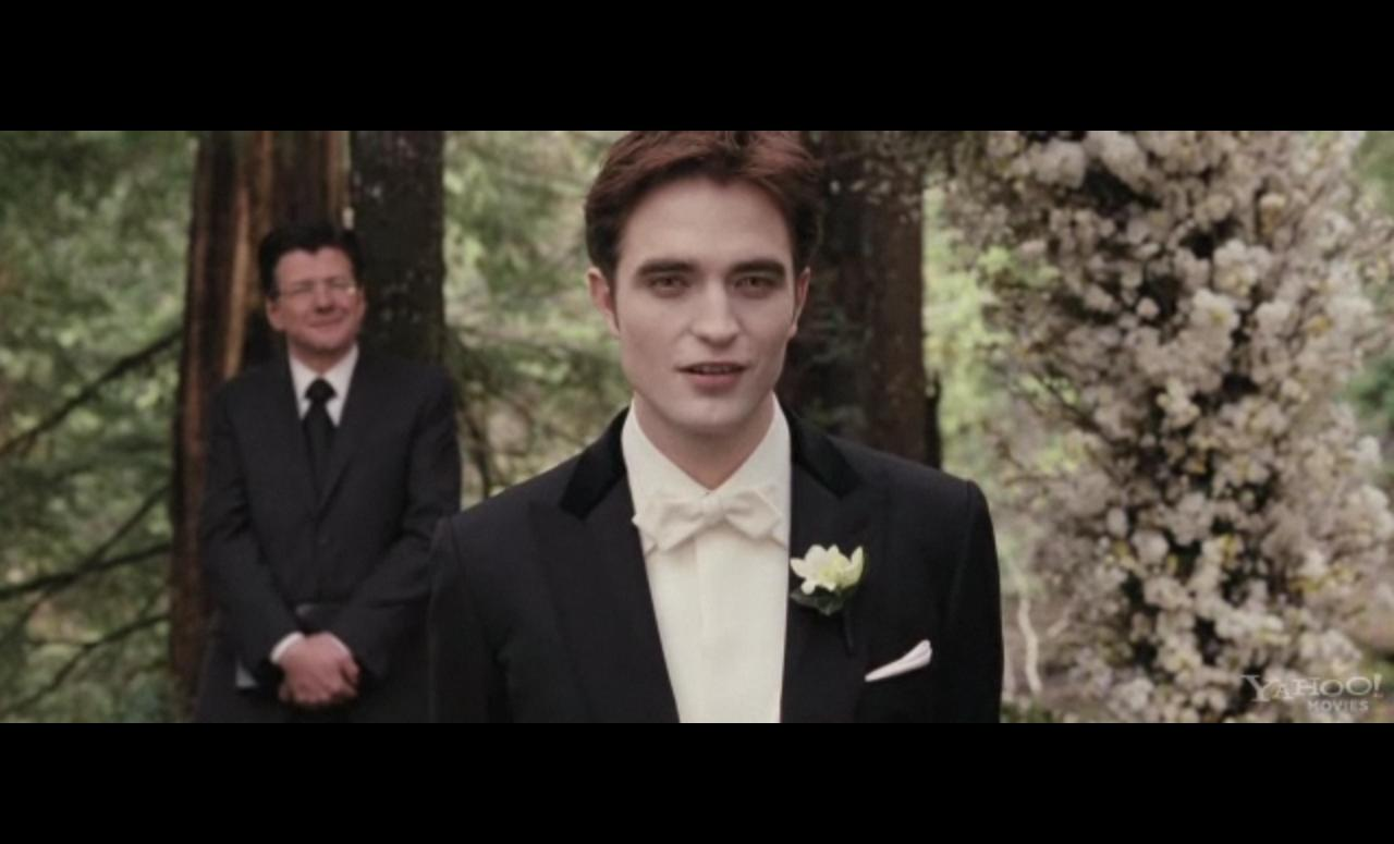 'The Twilight Saga : Breaking Dawn Part 1' HD Trailer     - edward-cullen