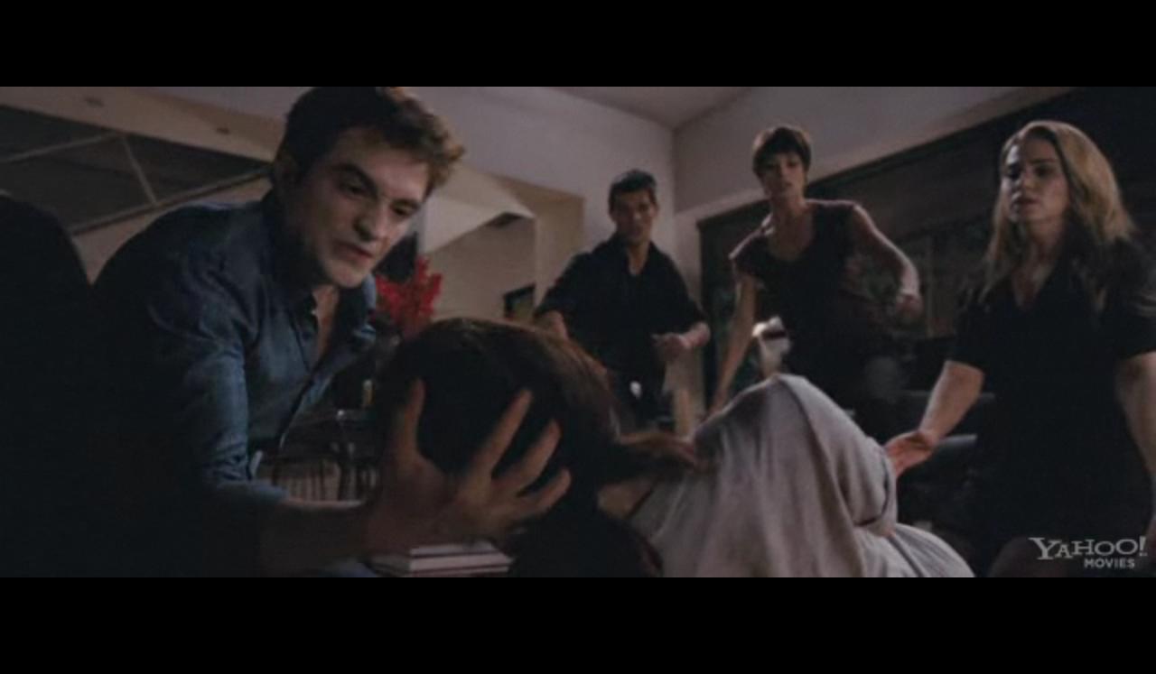 the twilight saga breaking dawn part 1 hd trailer