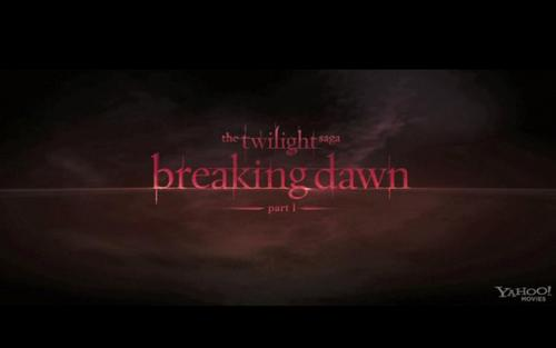 Jacob Black wallpaper probably containing a sign titled 'The Twilight Saga : Breaking Dawn Part 1' HD Trailer