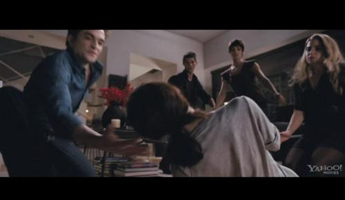 'The Twilight Saga : Breaking Dawn Part 1' HD Trailer - rosalie-hale Screencap
