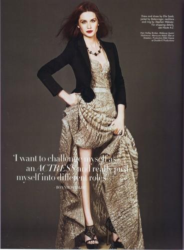 2011 - Haute paraluman Magazine