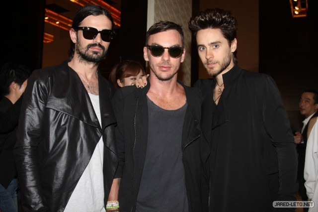 30 Seconds to Mars at Bazaar Charity Night (September 14)