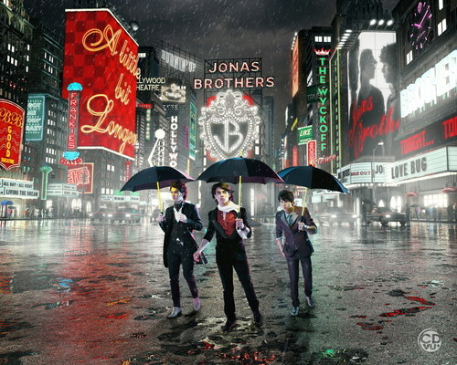 A little bit longer - the-jonas-brothers Wallpaper