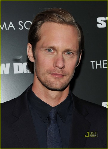 Alexander Skarsgard: 'Straw Dogs' Screening