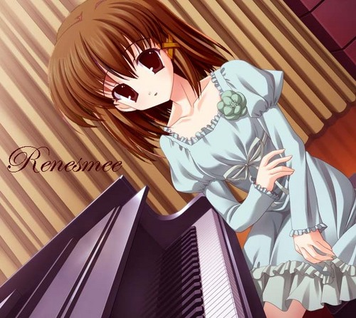 anime Renesmee (attempt)