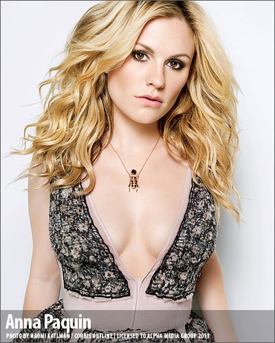 Anna Paquin wallpaper with a portrait called Anna