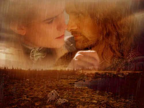 Aragorn&Legolas