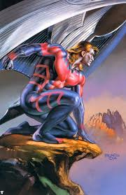 X-Men Angel wallpaper containing anime titled Archangel