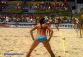 Beach volley honey - volleyball photo