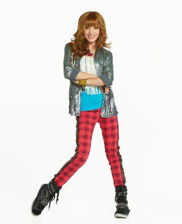 Bella - Shake it Up PhotoShoot